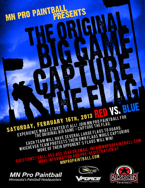 Winter Big Game - Capture the Flag